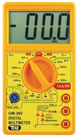 OEM Πολύμετρο GM-260