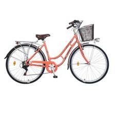 Γυναικείο Ποδήλατο Orient City Bikes Alloy Nostalgie 28 Lady, Πορτοκαλί