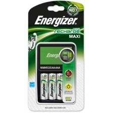 Φορτιστής Μπαταριών AA/AAA Energizer Maxi Charge & 4xAA