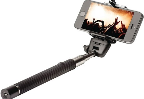 Bluetooth Selfie Stick με Κουμπί Λήψης Konig KN-SMP 30