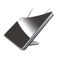 Κεραία Εσωτερικού Χώρου Κυρτή 45db Telco DVB-T836FV Μαύρη