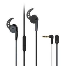 Ακουστικά Sport με Μικρόφωνο 3.5mm Vivanco SPX 40 37301 Μαύρα