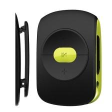 MP3 Player Osio SRM-7640BG Μαύρο/Πράσινο