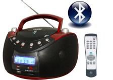 Φορητό Ραδιο-CD MP3/USB/Card Reader με Bluetooth F&U RCD9038