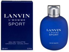 Lanvin L' Homme Sport Eau de Toilette 100ml