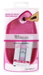 Real Techniques Brush Cleansing Palette 1471
