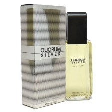 Antonio Puig Quorum Silver Eau De Toilette 100ml
