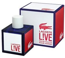 Lacoste Live Pour Homme Eau de Toilette 100ml