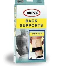Ζώνη Οσφύος Ασφαλείας John's 11450 Μπεζ Μέγεθος 120