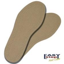 Πάτοι Exquisite Δερμάτινοι Easy Step Foot Care 17234 Μέγεθος 36