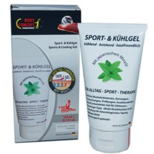 Sports & Cooling Gel Body Concept 150ml