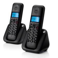 Διπλό Ασύρματο Τηλέφωνο Motorola T302 (GR)