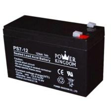 Μπαταρία Μολύβδου 12V 7Ah Power Kingdom PS7-12