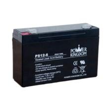 Μπαταρία Μολύβδου 6V 12Ah Power Kingdom PS12-6