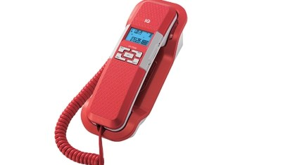 Τηλέφωνο Γόνδολα IQ DT-77CID Κόκκινο