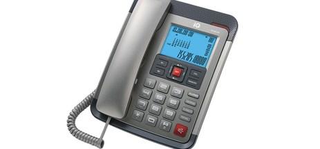 Σταθερό Τηλέφωνο IQ DT-891CID Ανθρακί