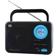 Ψηφιακό Ραδιόφωνο FM IQ PR-138 Μπλε