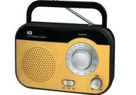 Φορητό Ραδιόφωνο FM/AM IQ PR-139 Πορτοκαλί
