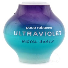Paco Rabanne Ultraviolet Metal Beach Eau de Toilette 80ml