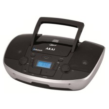 Φορητό Hi-Fi με Bluetooth/CD/USB/SD/Aux Akai APRC-108
