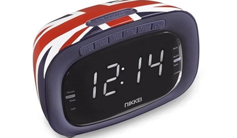 Ψηφιακό Ραδιο Ξυπνητήρι Nikkei NR200UK