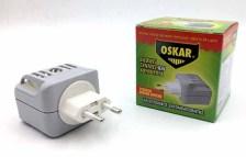 Εντομοαπωθητική Συσκευή Διπλής Χρήσης Oskar 27517900-36