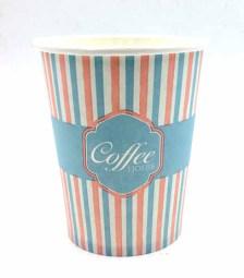 Ποτήρι Χάρτινο 8oz / 350ml Σετ 50τεμ Coffee House 233530031-20