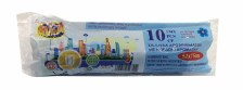 Σακούλα Απορριμμάτων με Κορδόνι & Απαλό Άρωμα 52x75cm 10 τεμ Home&Style 26115275-50