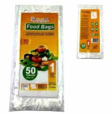 Σακούλα Τροφίμων Μικρή No1 Avra 50 τεμ Home&Style 26101-50