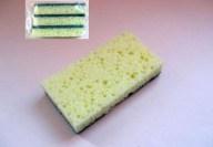 Σφουγγάρι Κουζίνας Αφρώδες Σετ 3τεμ Home&Style 175003-96