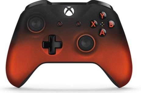 Χειριστήριο Ασύρματο Microsoft Volcano Shadow Special Edition Wireless WL3-00069 - Xbox One Controller