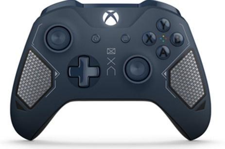 Χειριστήριο Ασύρματο Microsoft Patrol Tech Special Edition Wireless WL3-00073 - Xbox One Controller