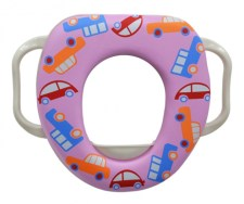 Καπάκι Τουαλέτας Παιδικό Πλαστικό Ροζ 776832