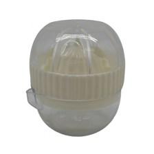 Λεμονοστίφτης Πλαστικός 8x8cm Λευκός 776641