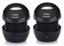 Φορητά Ηχεία Osio OSS-400B Μαύρα