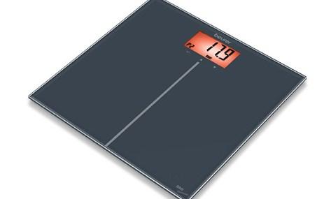 Γυάλινη Ψηφιακή Ζυγαριά Μπάνιου Beurer GS 280 BMI Genius