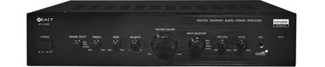 Ενισχυτής Ήχου Koda-React AV-2305B Μαύρος