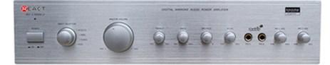 Ενισχυτής Ήχου Koda-React AV-1300/S Ασημί