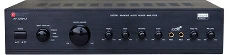 Ενισχυτής Ήχου Koda-React AV-1300/B Μαύρος