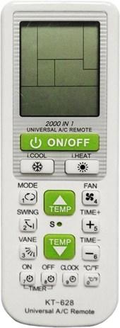 Τηλεχειριστήριο Air-Condition OEM KT-628