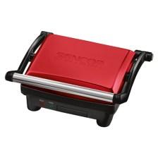 Ψηστιέρα-Γκριλιέρα Sencor SBG 3052RD 1800W Κόκκινη