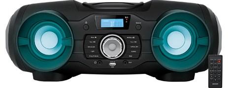 Boombox With CD, Bluetooth, MP3, USB, Aux Sencor SPT 5800