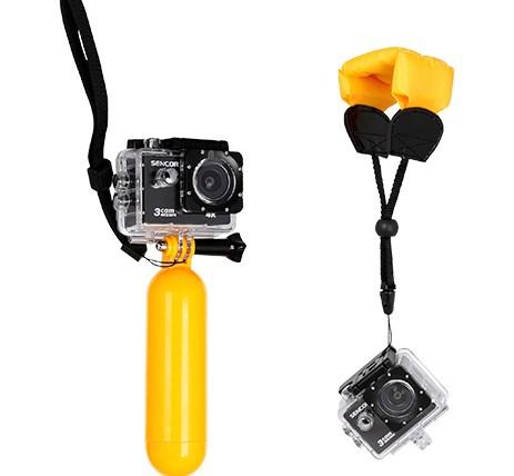 Αξεσουάρ Θαλάσσης για Action Camera Sencor 3Cam Water Set