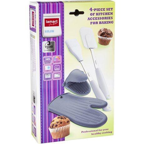 Σετ Αξεσουάρ- Εργαλεία Κουζίνας Lamart LT3017