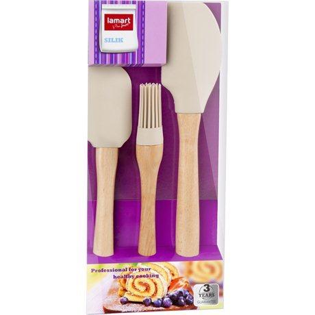 Εργαλεία Κουζίνας Σιλικόνης Lamart LT3018