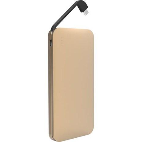 Powerbank 8000mAh Yenkee YPB-0180GD Gold