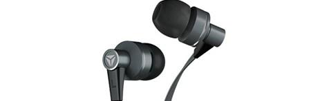 Ακουστικά Handsfree Yenkee YHP-105GY Γκρι