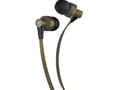 Ακουστικά Handsfree Yenkee YHP-105KI Χακί