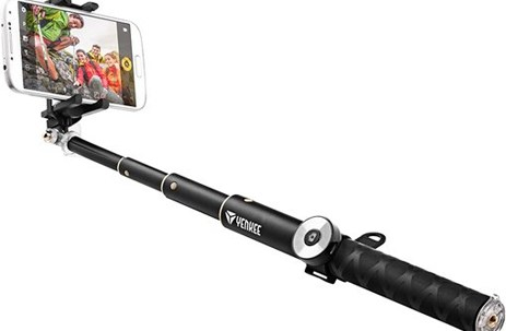Selfie Stick με Bluetooth Yenkee YSM-100SF