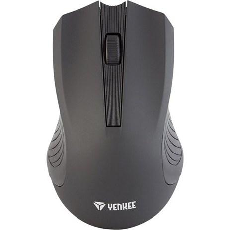 Ασύρματο Ποντίκι Yenkee YMS-2015BK Monaco Μαύρο